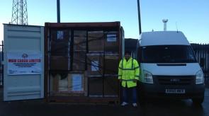 january 2015 shipment