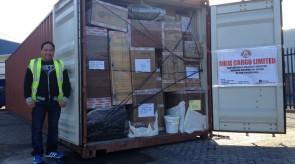 September 2015 Shipment