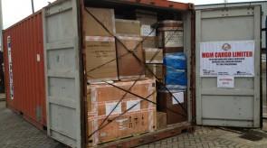 October 2015 Shipment