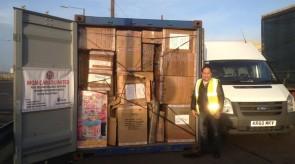 february 2014 shipment