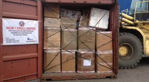 may 2014 shipment