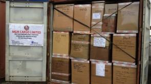 july 2014 shipment