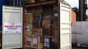 september 2014 shipment