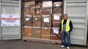 october 2014 shipment