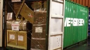 December 2015 Shipment