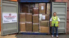 September 2013 Shipment