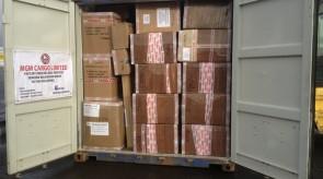 November 2013 Shipment