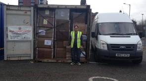 April 2013 Shipment