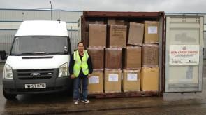 January 2013 Shipment