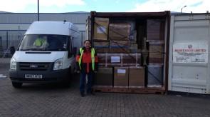 March 2013 Shipment