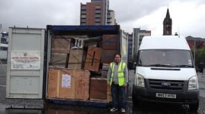 May 2013 Shipment
