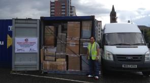 July 2013 Shipment