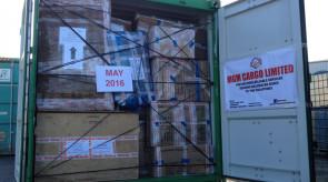 may 2016 shipment