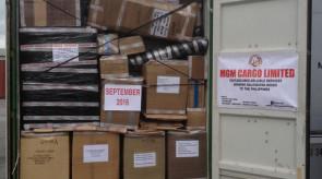 september 2016 shipment