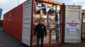 shipment Jan 2017