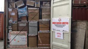 shipment apr 2017