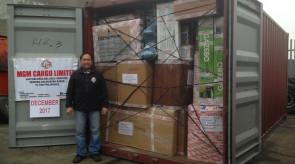 shipment december 2017